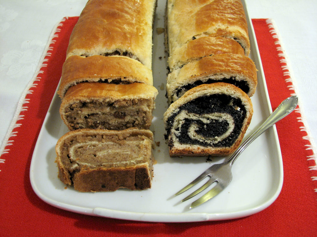 Bejgli-Hungarian Christmas dessert