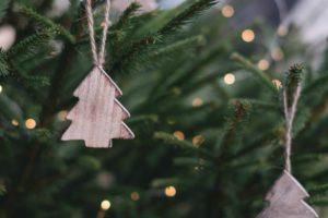 karácsonyfa - Christmas tree in Hungarian