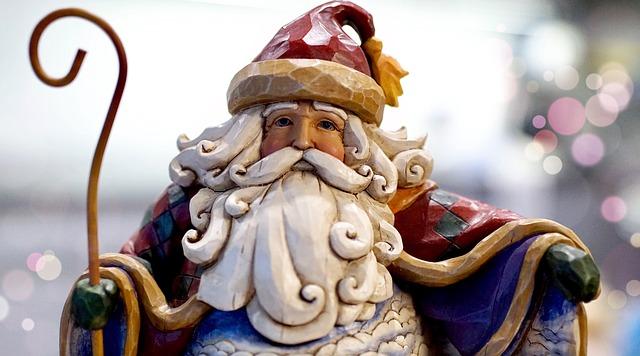 Mikulás - Santa Claus in Hungary